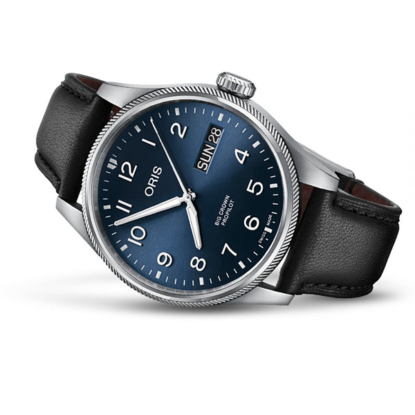 ORIS BIG CROWN PROPILOT BIG DAY DATE OR75277604065PA