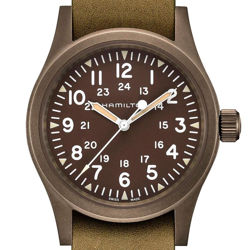 RELOJ HAMILTON KHAKI FIELD MECHANICAL  HA69449861