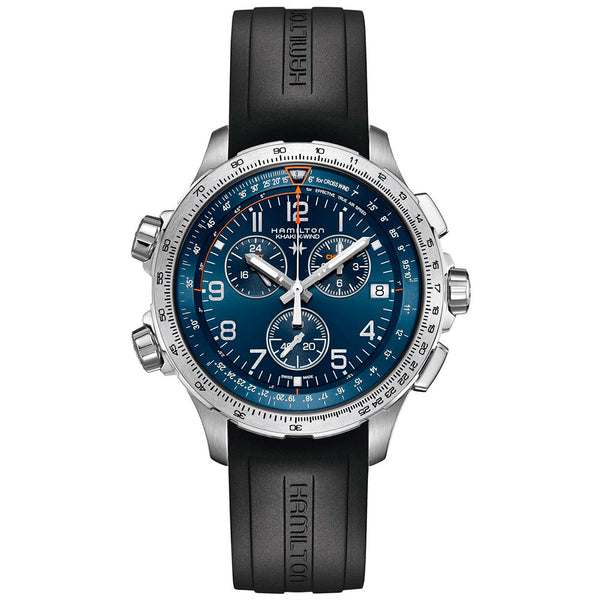 RELOJ  AVIATION X-WIND GMT HA77922141