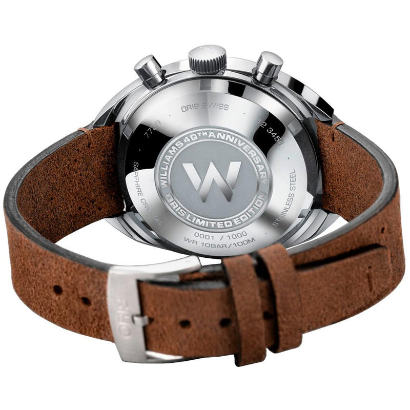 Reloj williams 40th anniversary edición limitada