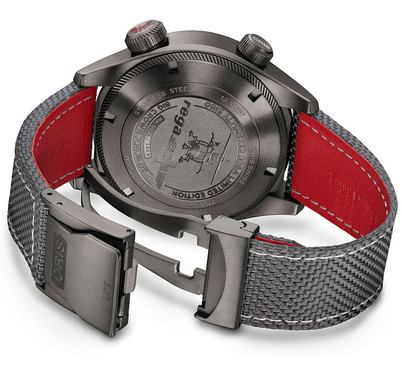 Reloj Altimeter Rega Limited Edition OR-73377054234SP