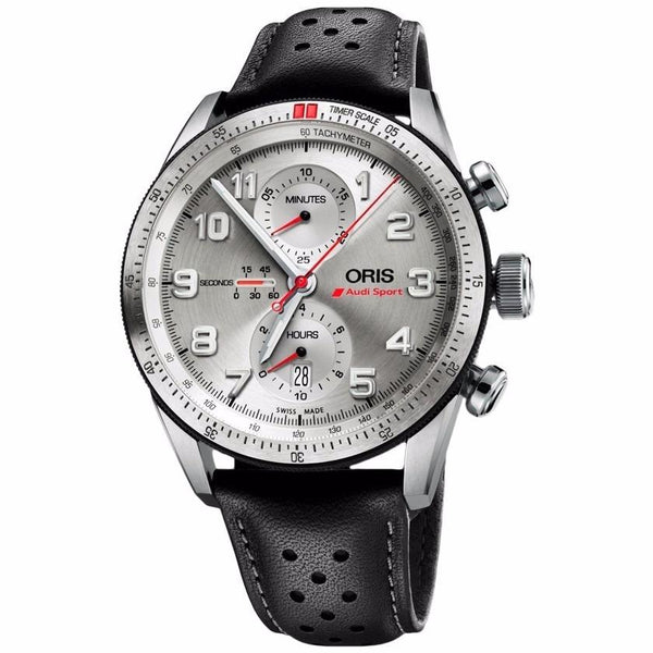 Reloj Oris Audi Sport Limited Edition Titanio OR-77476617481SP