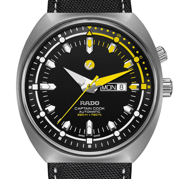 RELOJ TRADITION CAPTAIN COOK MKIII