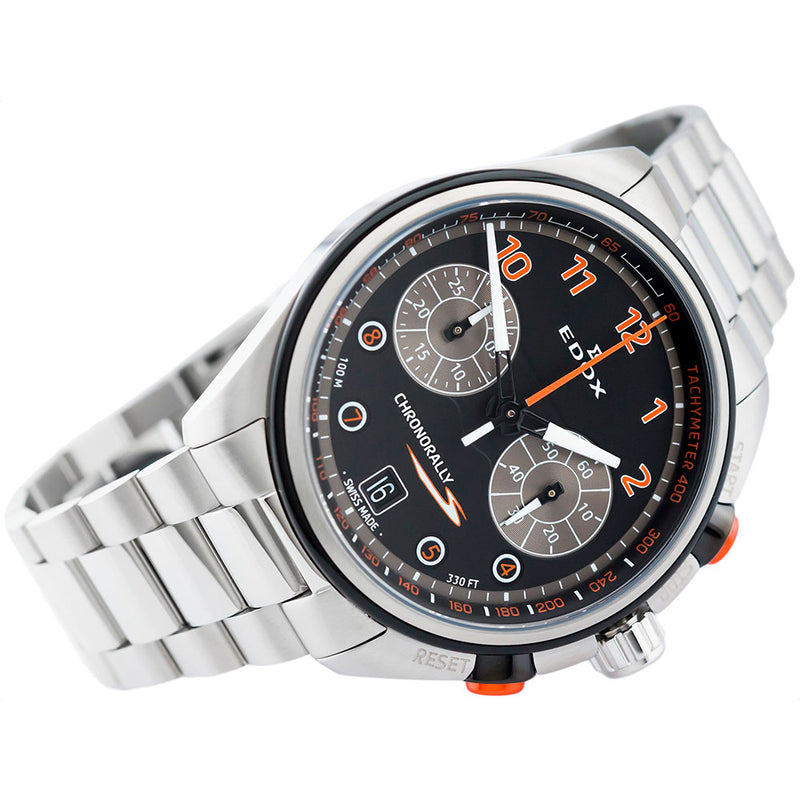 RELOJ EDOX Chronorally -S ED-095033NOMNOO