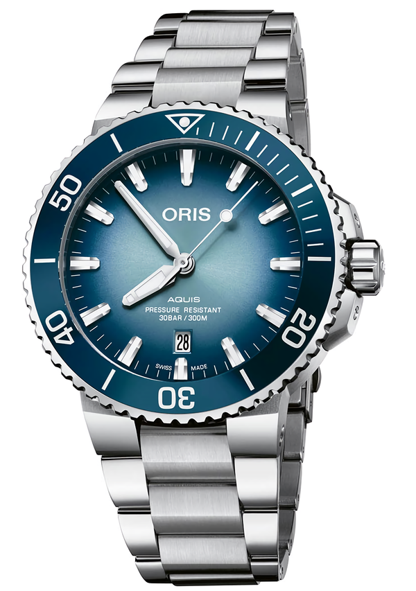RELOJ ORIS LAKE BAIKAL LIMITED EDITION 	01 733 7730 4175-Set