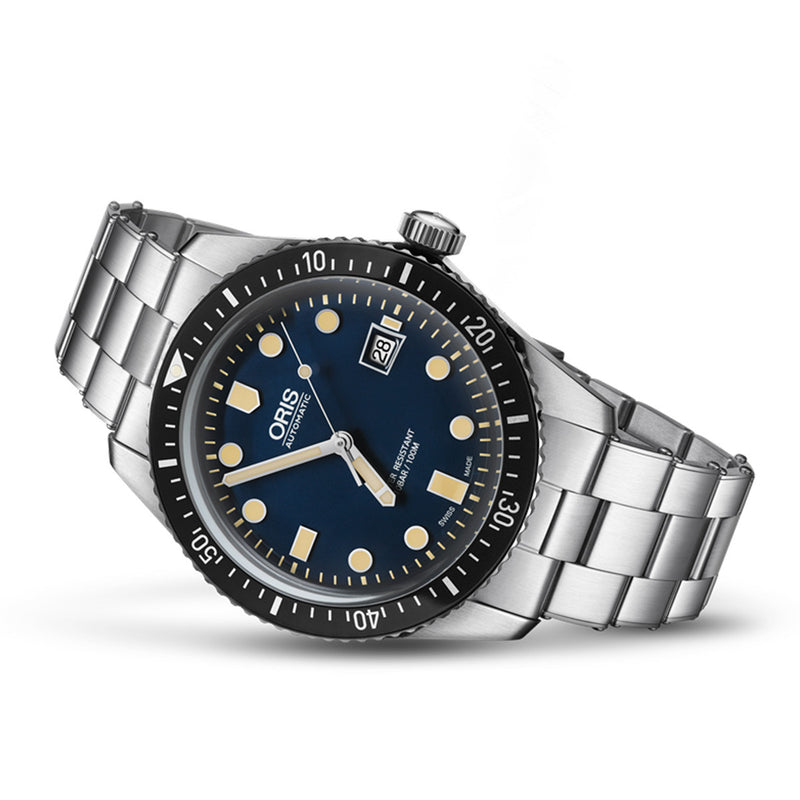 ORIS DIVERS SIXTY-FIVE BLUE