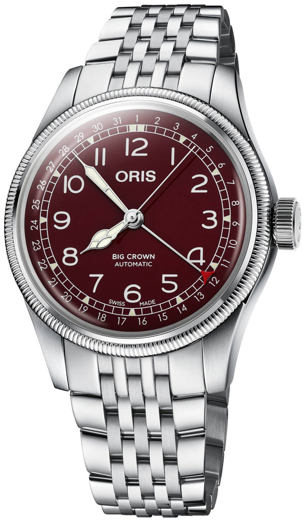 RELOJ ORIS BIG CROWN POINTER DATE 	01 754 7741 4068-07 8 20 22