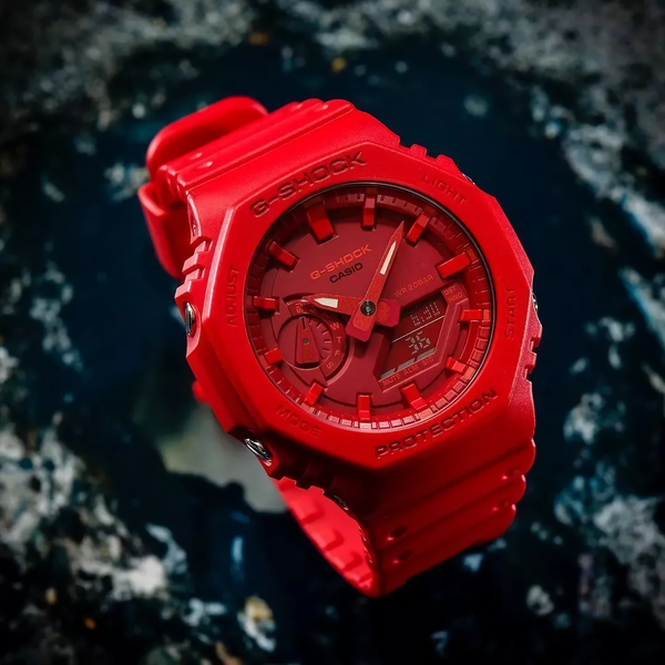 Reloj Casio G-Shock Carbon Core Guard Red CAGA21004ACR