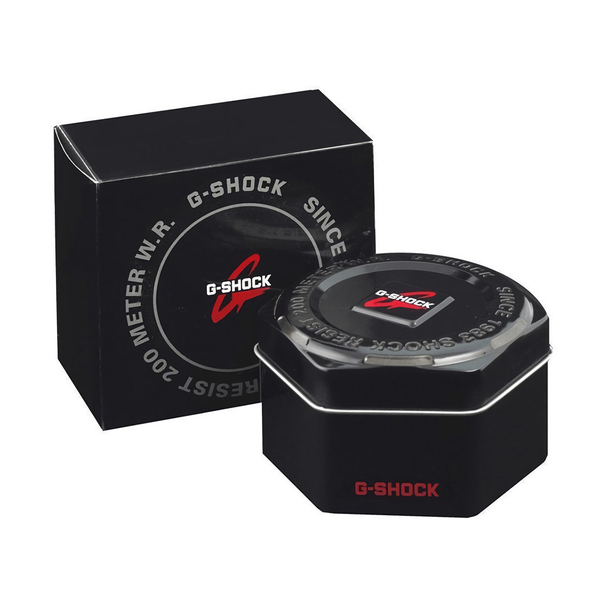 Reloj G-Shock Resina Black/Red CADW5600HR1CR