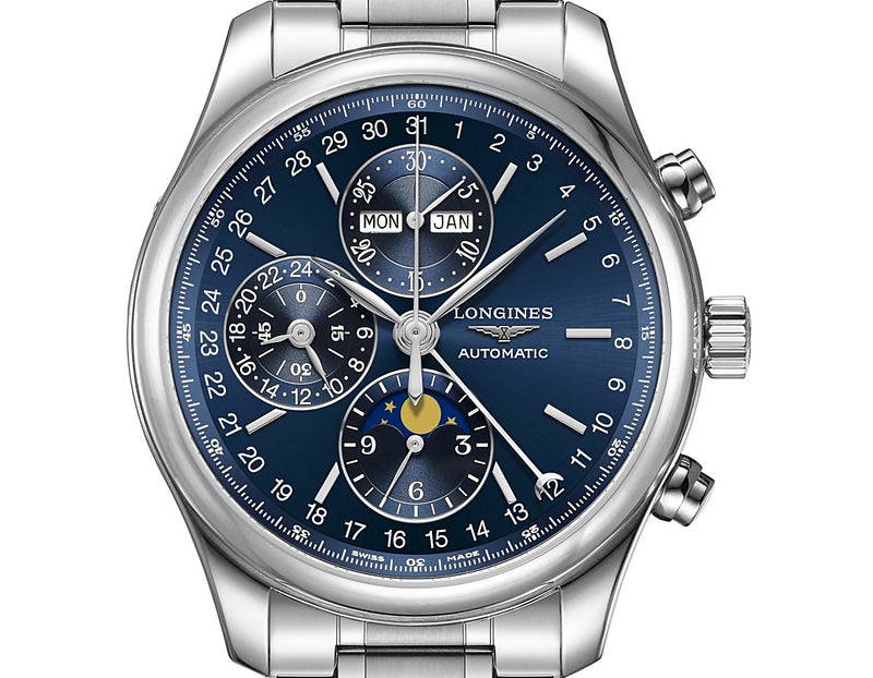 The Longines Master Collection Steel L-27734926