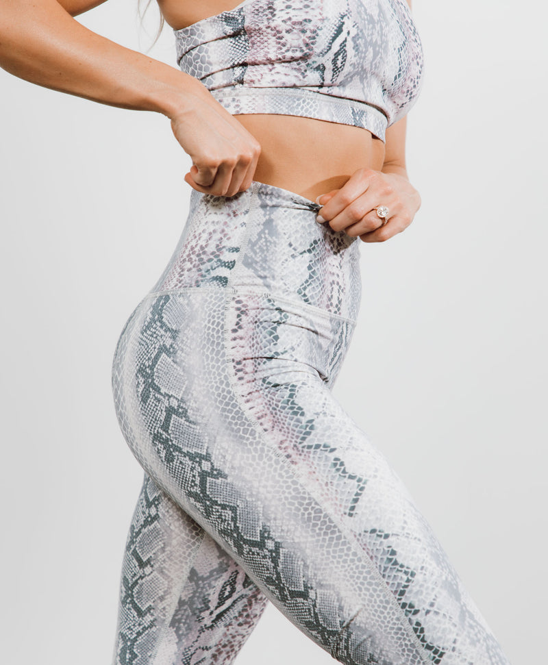 Snake Printed Leggings