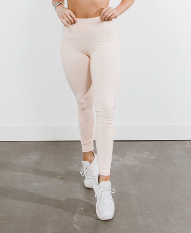Lightning Grey Seamless Leggings
