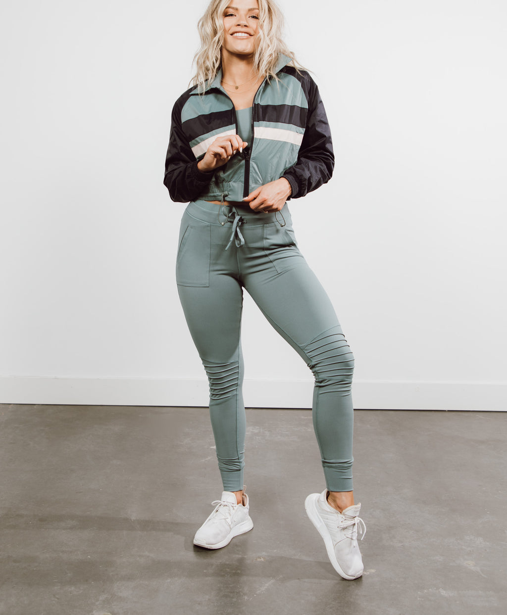 Demi Crop Jacket