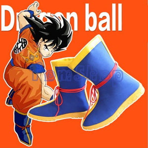 Dragon Ball Z Song Goku Shoes for Costume