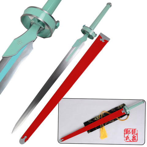 Sword Art Online Asuna Lambent Light Sword Replica