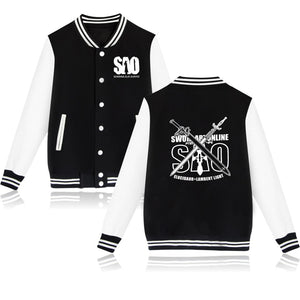 SAO Baseball Jacket