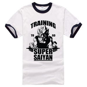 Super Saiyan Training T-Shirt