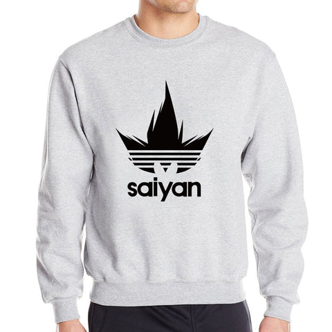 Super Saiyan Fleece Pullover