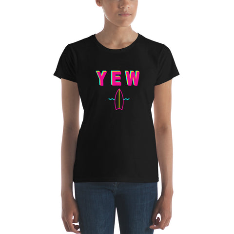 Women's YEW Short Sleeve