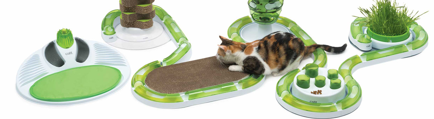 Catit Senses 2.0 Activity Toys and Accessories