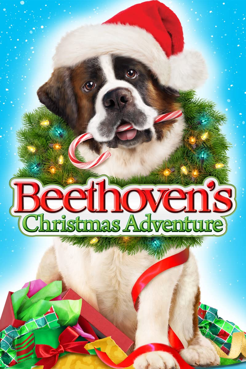 Beethoven's Christmas Adventure film cover