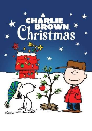 A Charlie Brown Christmas film cover