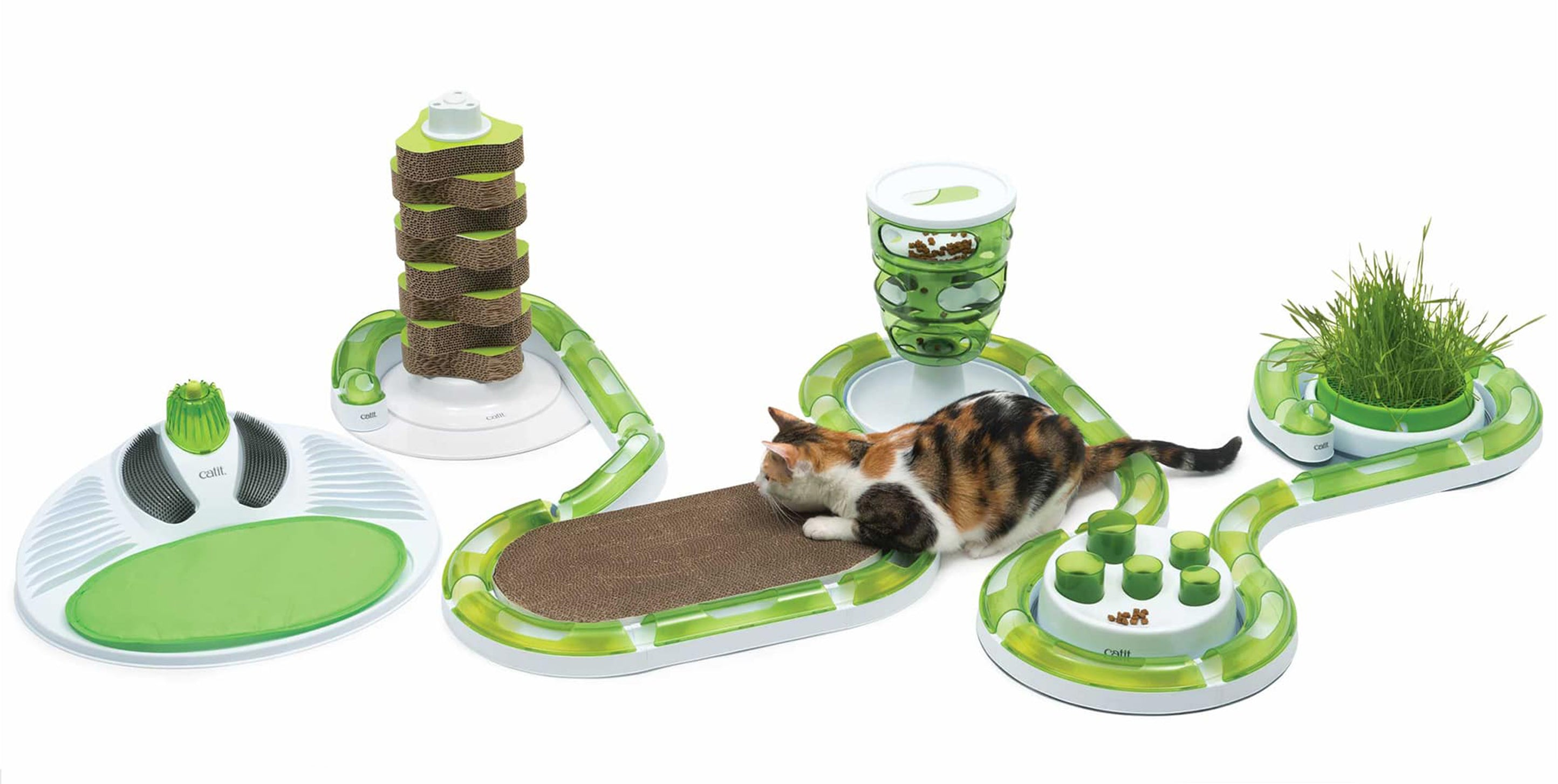 catit senses 2.0 interactive toys for cats.