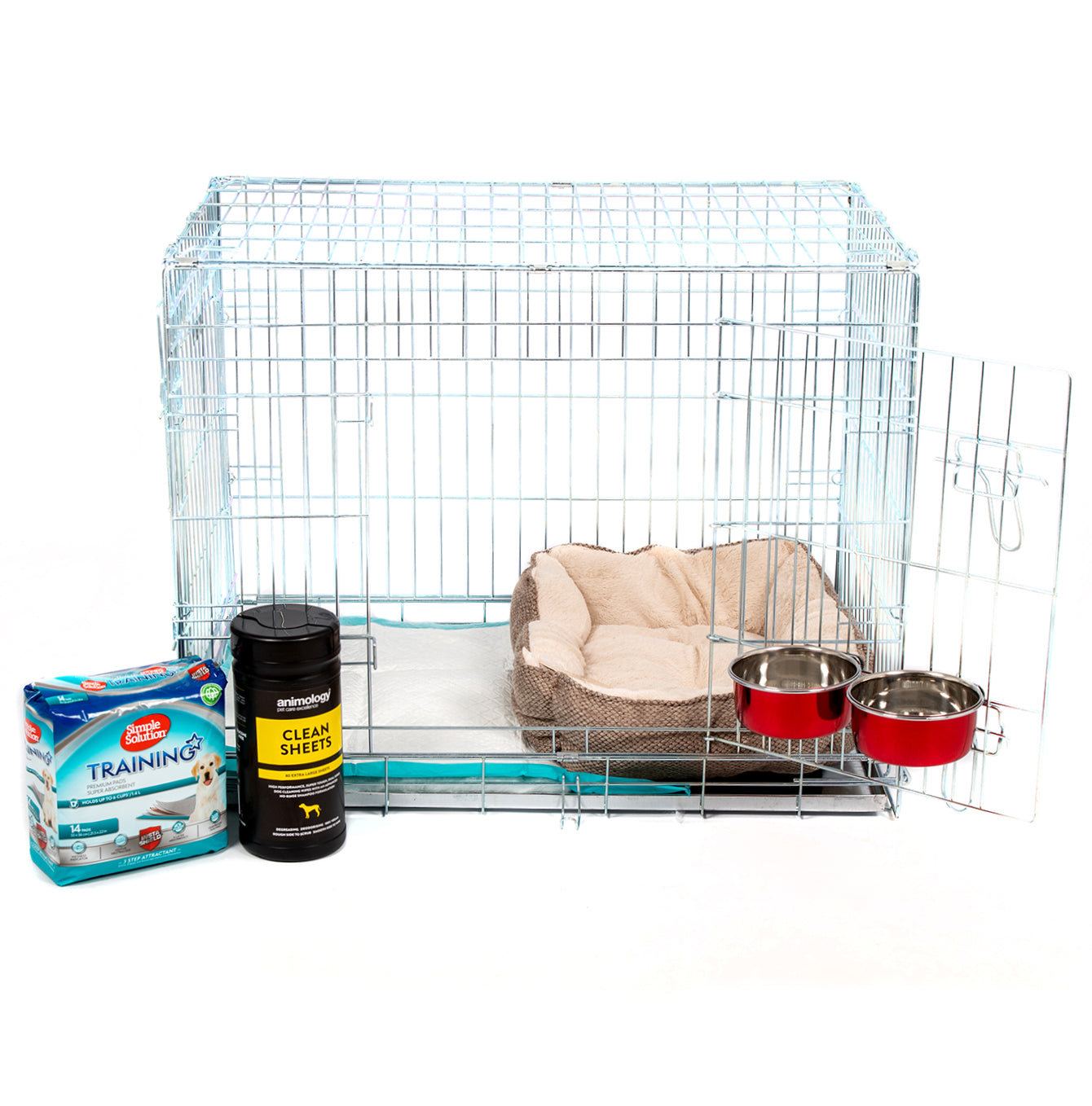 Puppy Crate starter set