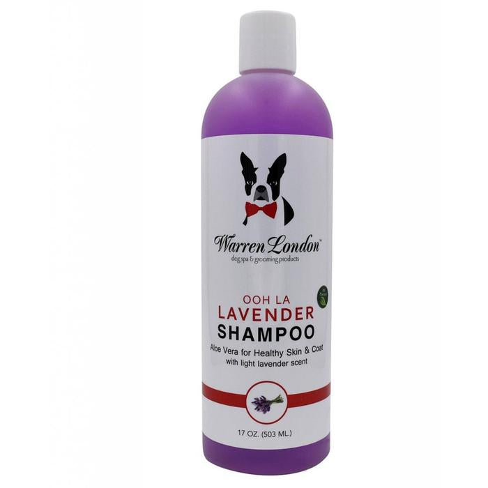 Warren London dog shampoo
