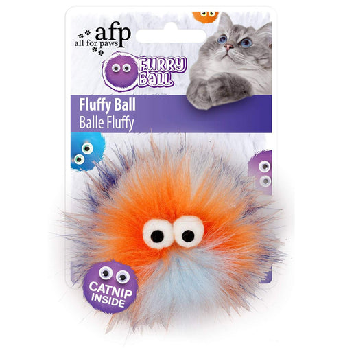 All for Paws Fluffy Ball