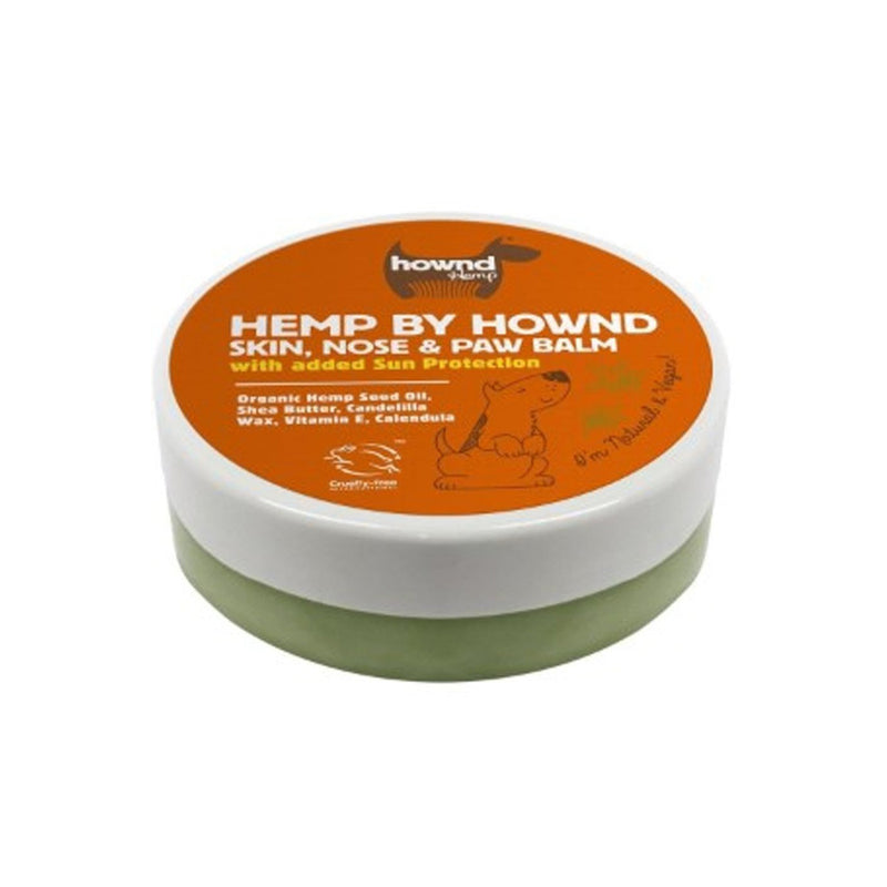 HOWND Hemp skin, nose and paw balm with spf