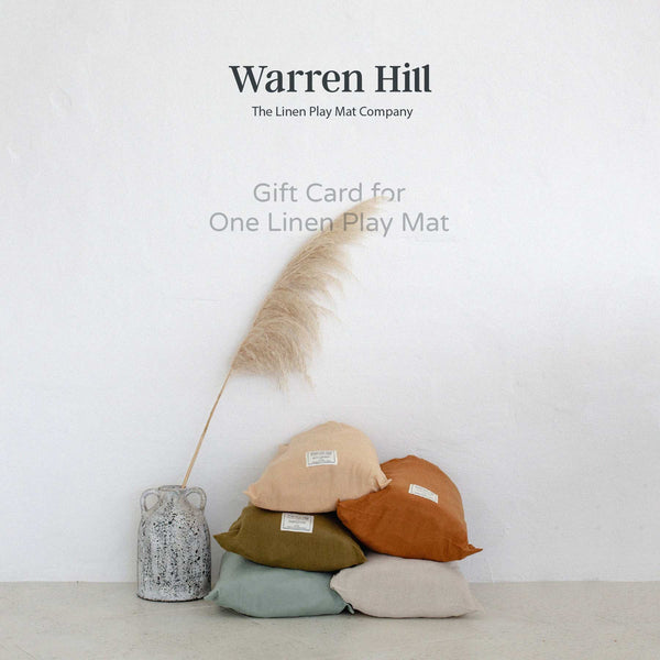 The Warren Hill Gift Card