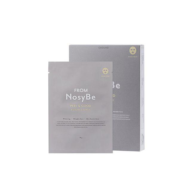 From NosyBe Peel & Good Essence Mask