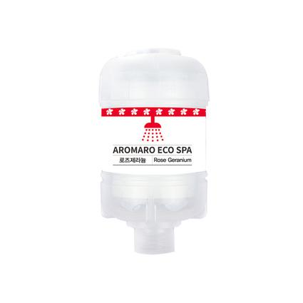 AROMARO Eco Spa Shower Filter Rose Geranium