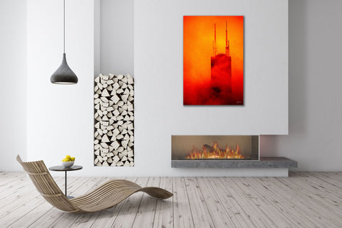 Use our AR technology to preview wall art on your own walls