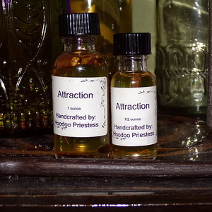 Attraction (Condition Oil)
