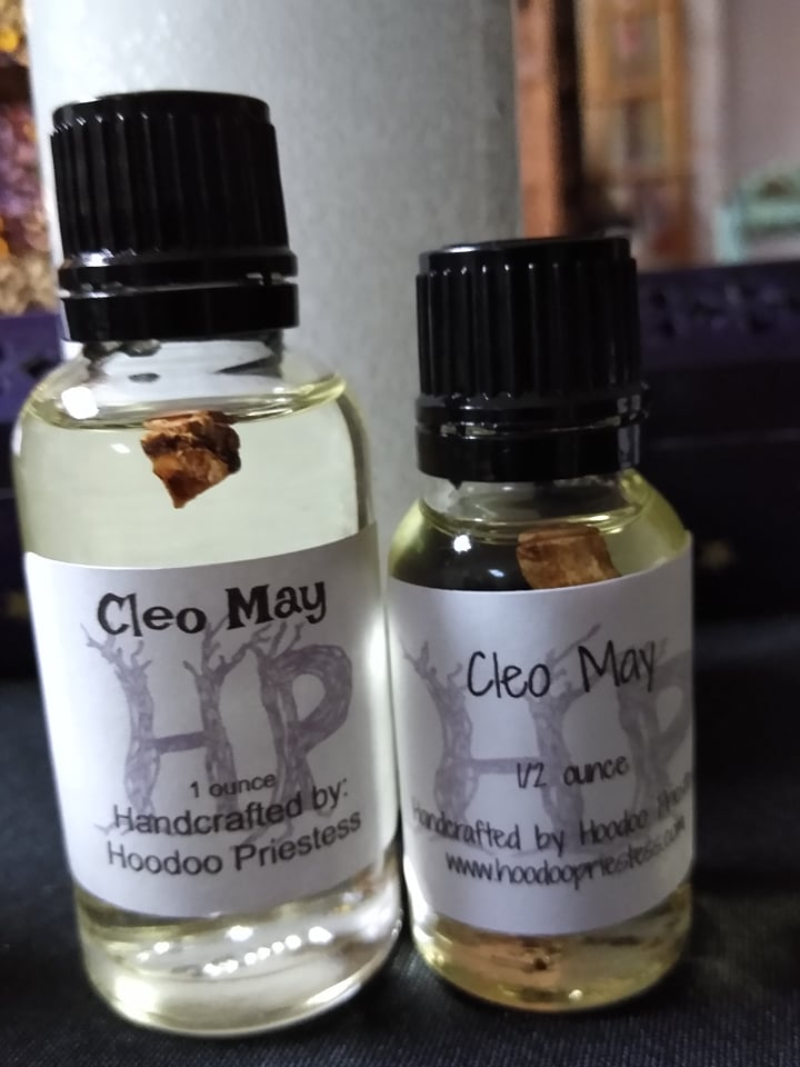 Cleo May (Condition Oil)