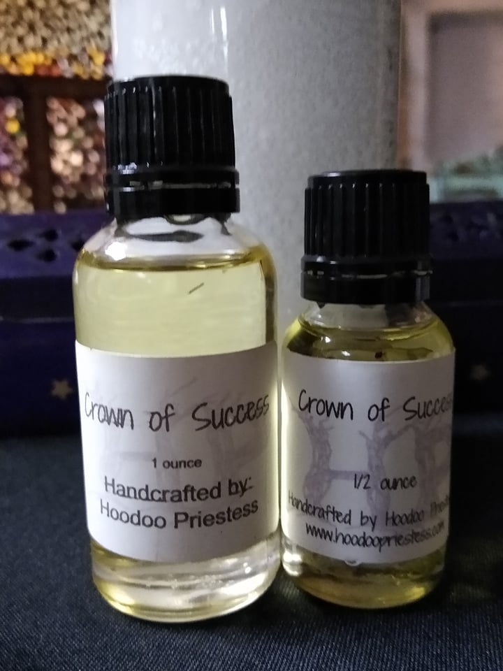 Crown of Success (Condition Oil)