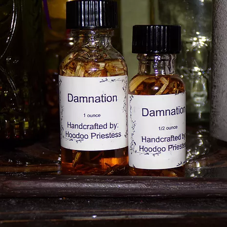 Damnation (Condition Oil)