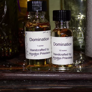 Domination (Condition Oil)