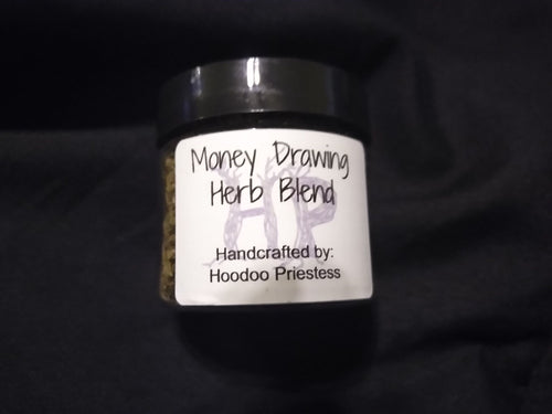 Money Drawing Herbal Blend