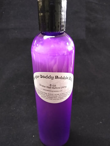 Sugar Daddy Bubble Bath