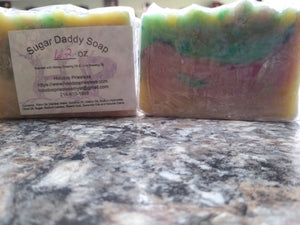 Sugar Daddy Soap