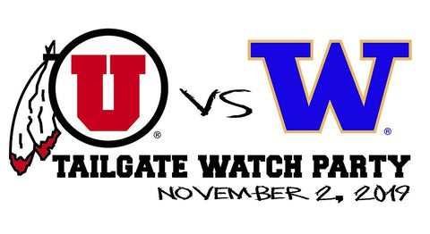 Utah Sports Collective Tailgate Watch Party