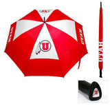 Utah 62 Inch Golf Umbrella - Utah Sports Collective