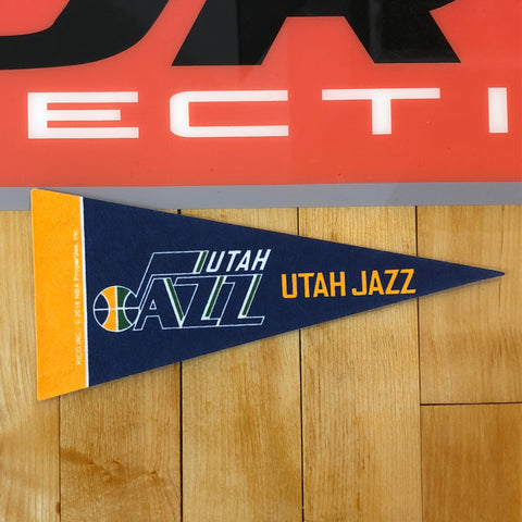 Jazz Mini Pennant - Utah Sports Collective