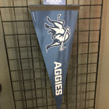 USU Felt Pennant - Utah Sports Collective
