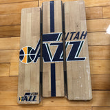 Jazz Fence Sign - Utah Sports Collective