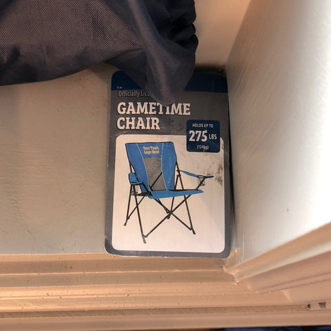 BYU Pregame Chair - Utah Sports Collective