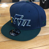 Jazz New Era 950 hat 2tone OTC snapback - Utah Sports Collective